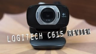 Logitech C615 Review (With Video Test)