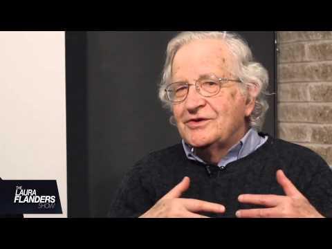 Noam Chomsky on Google Glass: Orwellian (Excerpt)