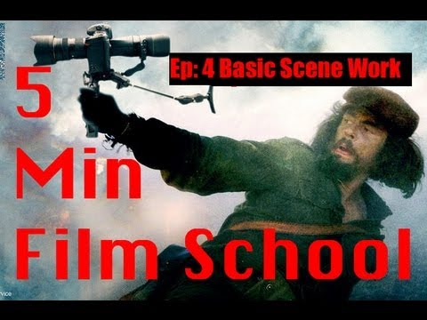 5 Minute Film School: How To Shoot A Scene- Fast and Cheap And Alone!!!!!!!!!!!!!!!