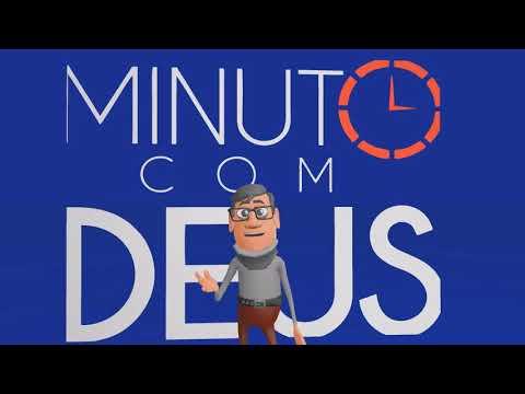 Qualidades que Deus Admira - Minuto com Deus animações