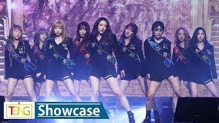 걸그룹 우주소녀가 27일 오후 서울 광진구 예스24 라이브홀에서 네 번째...