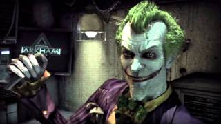 Batman Arkham Asylum- Batman VS. Bane
