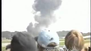 F117 Stealth Jet Crash