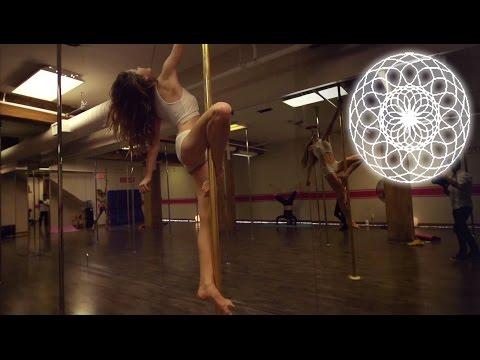 Needed me (Rihanna) - Pole routine by Julia Henschel