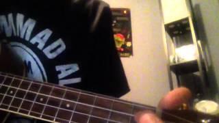 Thrift shop ukulele tutorial