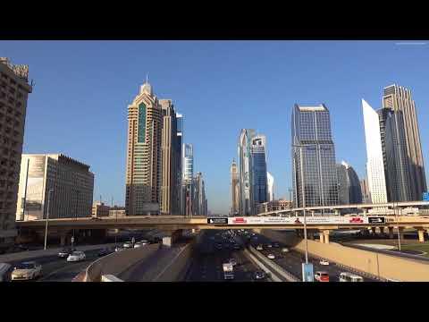 Dubai Big Bus Tour - Day & Night 4K Ultra HD