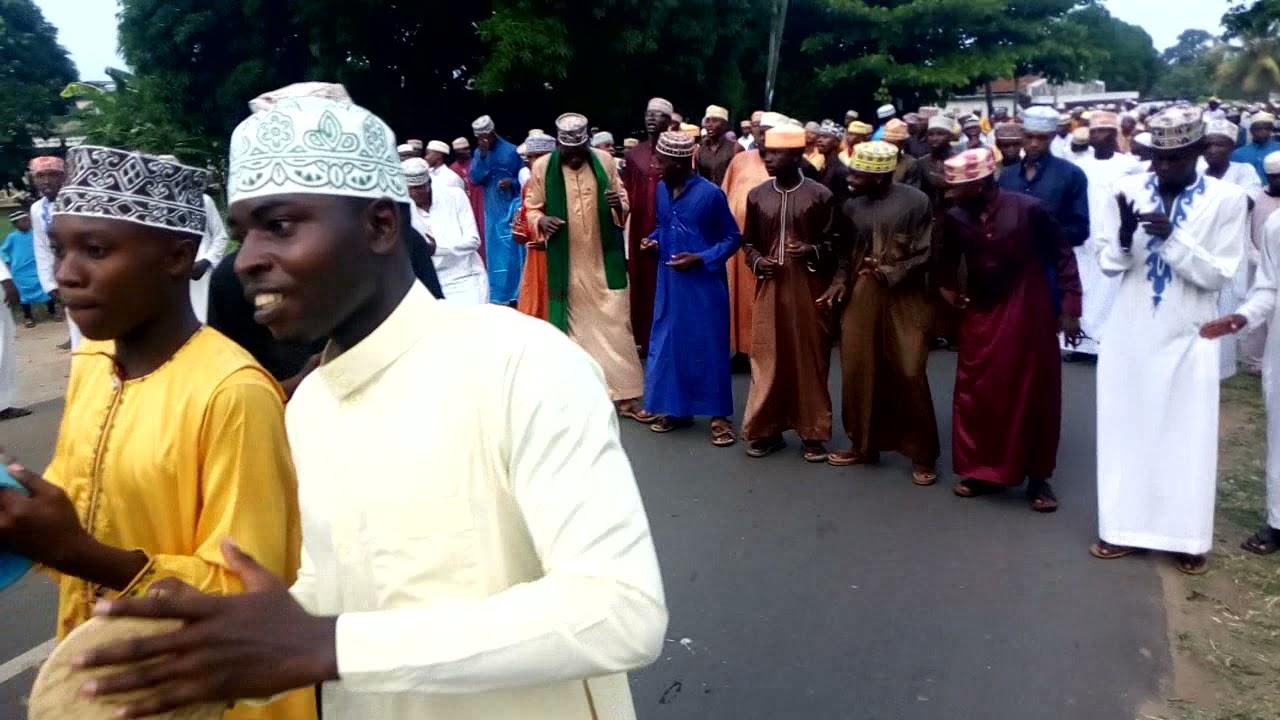 Download Maulidi ya Mahawal Islam Tanga (MOFA)
