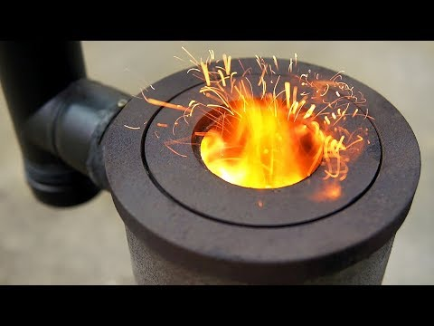 How to Build a Fire in a Wood Stove