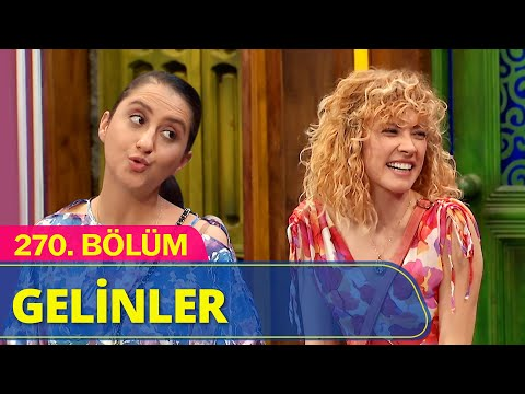 Gelinler - Güldür Güldür Show 270.Bölüm