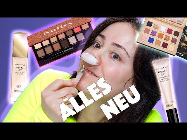 NEUES aus der Beauty Welt 😳 Was ist gut, was lohnt sich wirklich 🌪 Makeup Try On 💅 Hatice Schmidt