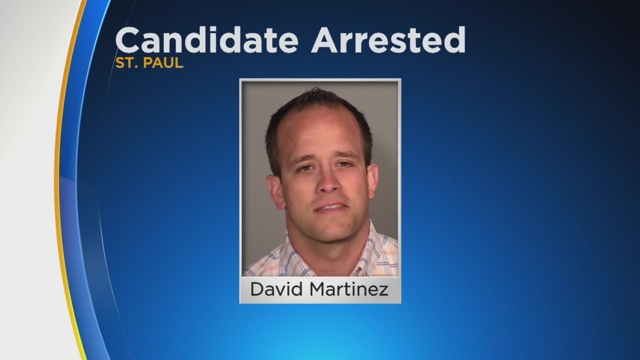 White Council Candidate Arrested For Revenge Porn