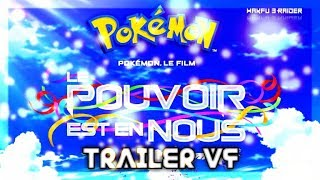 Pokémon film trailer 21 ⭐ en Vf