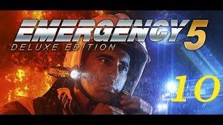 Emergency 5 (Служба спасения 5) прохождение на русском 10(Прохождение уровня игры Emergency 5 (Служба спасения 5)