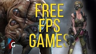 Top 10 Best FREE FPS Games