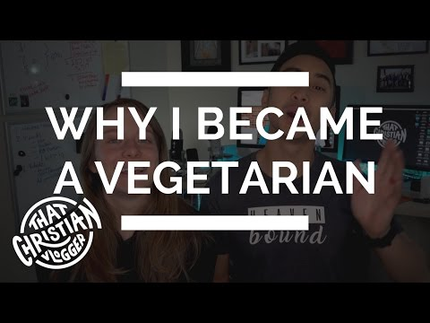 Why I became a vegetarian