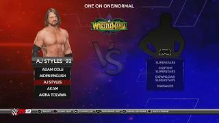 WWE 2K19 ROSTER & RAITINGS - WWE 2K19 Concept (Updated)
