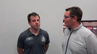 Ragon Jean-René après la défaite face à Asson Sports