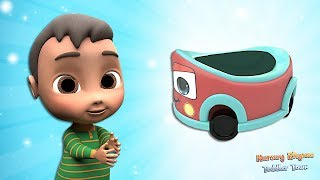 Potty Song - Nursery Rhymes Toddler Town
