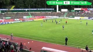 Höhepunkte FC 08 Homburg - SV Eintracht Trier 05 (Regionalliga Südwest 2014/15)