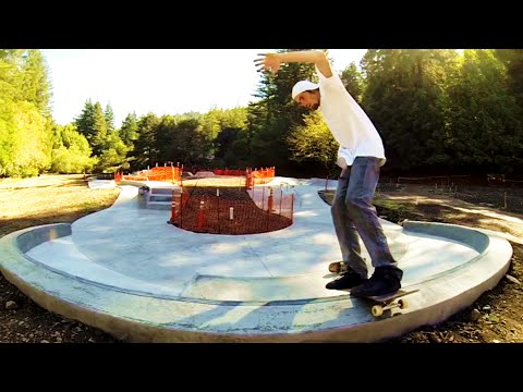 Mose Portal: Slow Motion Skateboarding [Vol. 4] (Monte Rio Park)