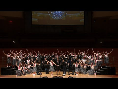Gaither High School Hurricane of Harmony - Grease set