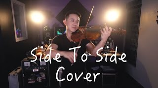 """Side to Side"" Ariana Grande ft. Nicki Minaj | Jason Chen Cover"