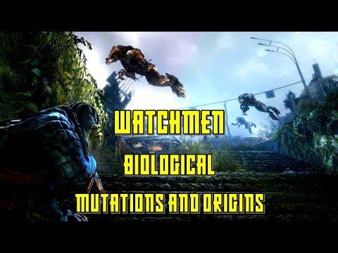 Metro 2033 Watchmen Monster Morphology | Last Light And Exodus | Howl, Biology, Origins And Lore