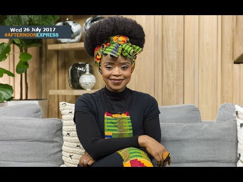 Zoleka Mandela | Afternoon Express | 26 July 2017