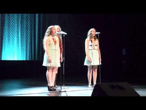 """Because"" cover by the girls of J. J. Pearce"