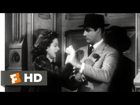 His Girl Friday (1940) - This Is War Scene (9/12) | Moviecli