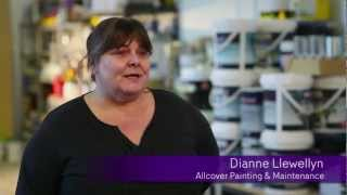 MYOB AccountRight Live case study - Allcover Painting & Maintenance