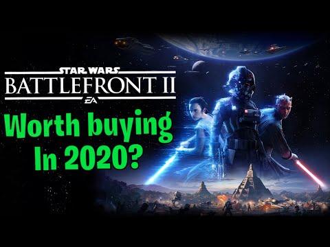 Should you buy Star Wars Battlefront 2 in 2020?