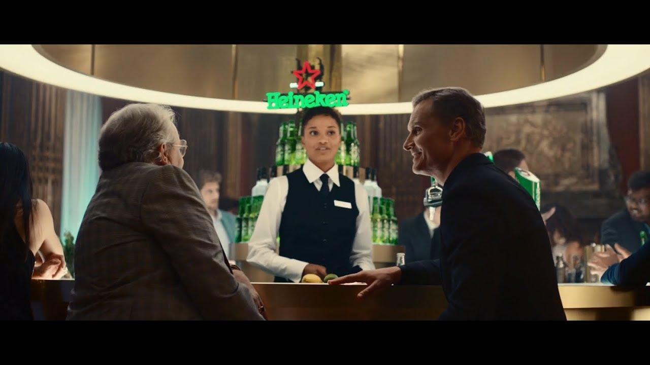 Heineken new brand strategy no taglines