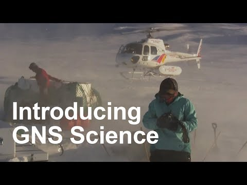 GNS adventure science in New Zealand