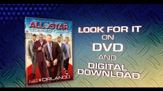"Shaq Presents: All Star Comedy Jam: Live From Orlando"" on DVD and Digital NOW!"