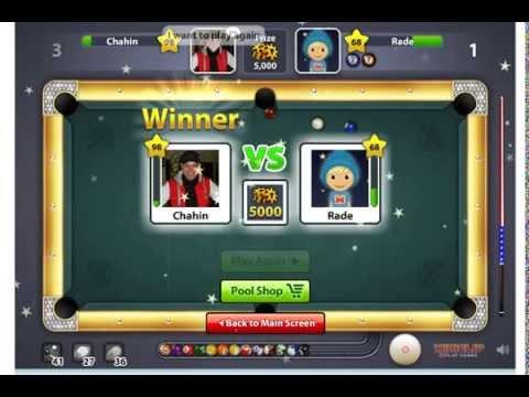 8 ball pool tokyo matches. chahin vs bisoyman 15 / 01