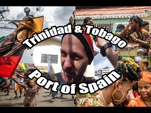 My Expat Diary - Trinidad & Tobago (Port of Spain and Emacipation Day Parade) Raw Travel Vlog 2018