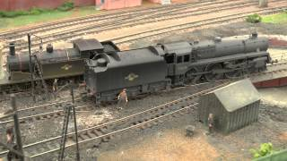 The Gcr Model Railway Exhibition - 19th June 2015