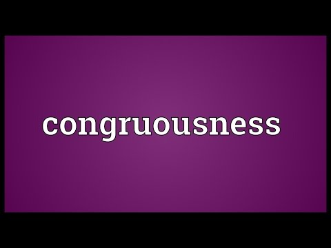 Header of congruousness