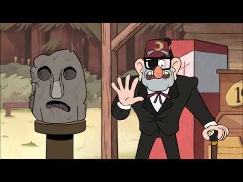 Gravity Falls: Rock That Looks Like a Face Rock (HD)