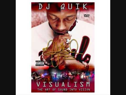 DJ Quik - Visualism Menu Groove
