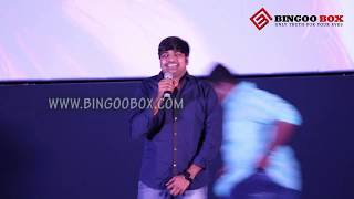 Actor Sathish Comedy Speech in Sema Movie Audio Launch