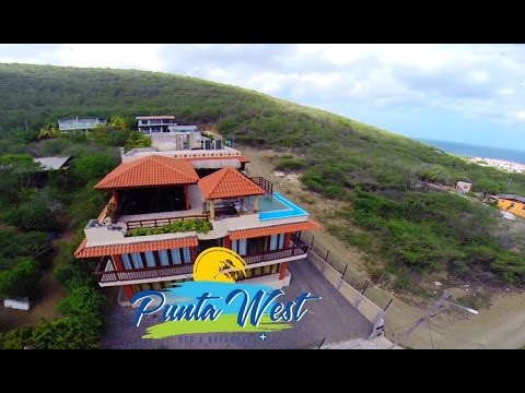 Promotional video: Punta West Bed and Breakfast Plus Curacao