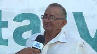 Presidente da Associação de moradores agradece a SEINFRA pela limpeza no bairro