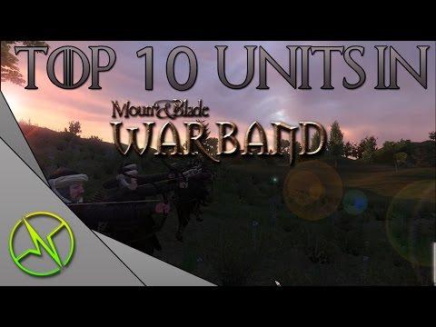 TOP 10 UNITS