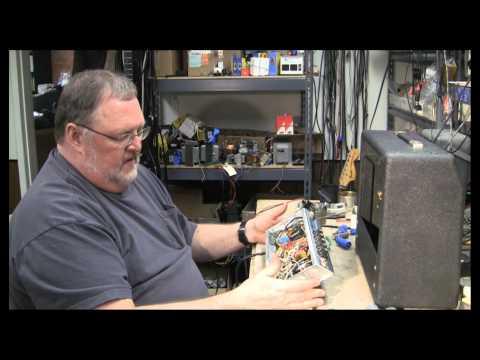 Roy Blankenship Amp Repair Shop
