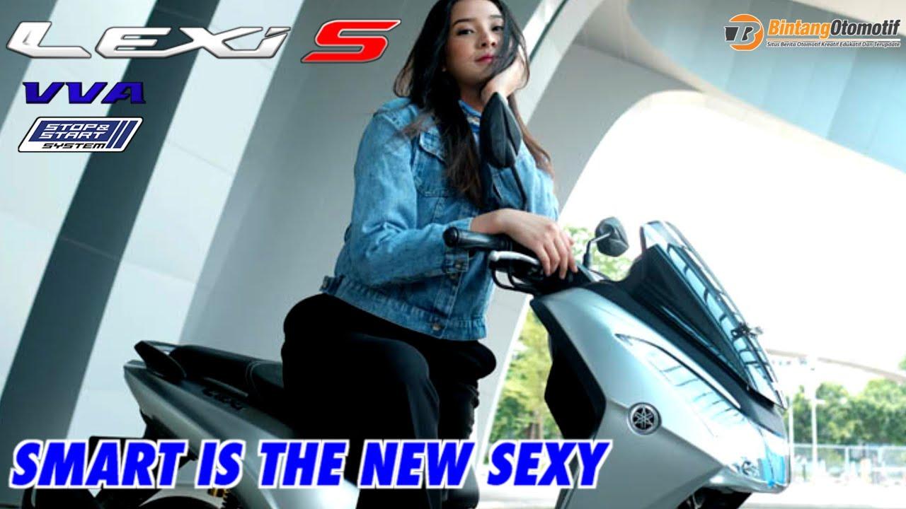 Yamaha Lexi S Terbaru 2021 | Makin Nyaman Dipakai ‼️