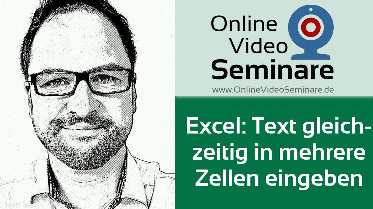 Excel Zellen Mit Text Zählen