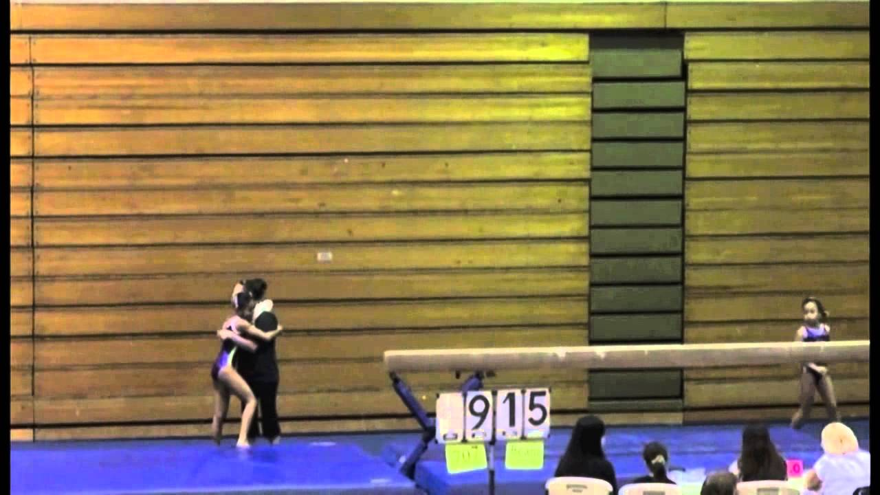migs gymnastics meet 2013