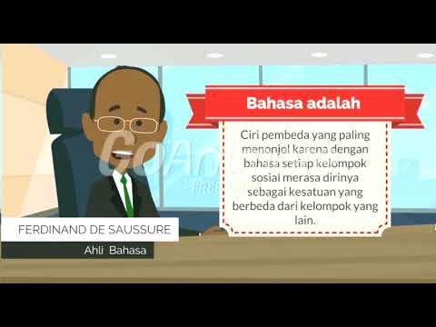 Bahasa (Indonesian Language Project 1)
